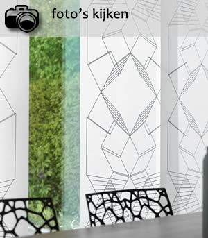 Genoeg Alle soorten paneelgordijnen in alle prijzen op super mooie paneel OO61